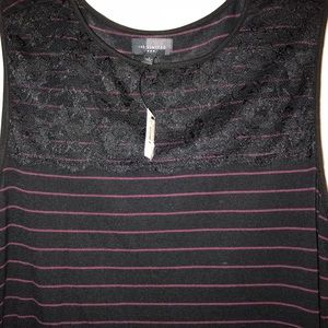 Limited new with tags sleeveless shirt
